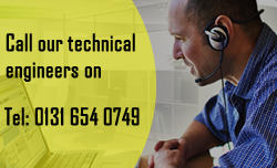 Tecnical Support: 0131 654 0749
